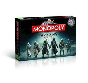(Amazon Prime) WHD Monopoly Assassin's Creed