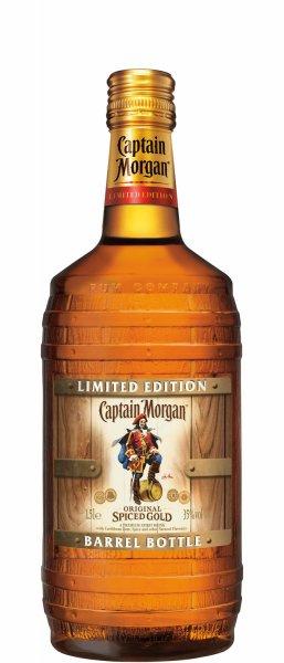 [NORMA] Captain Morgan Original Spiced Gold in 1,5l Barrel Flasche