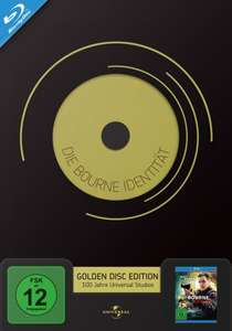 Die Bourne Identität Golden Disc Edition [Blu-ray]