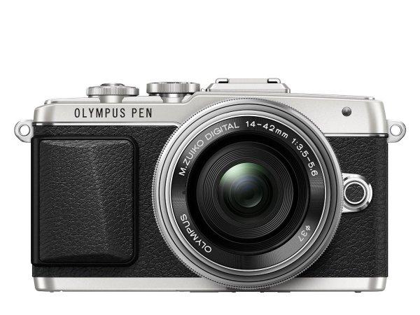 Olympus Pen E-PL7 Kit 14-42 mm EZ silber für 456,60€ @Amazon.it