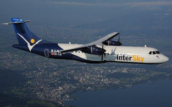 Intersky: Fliegen für 79€