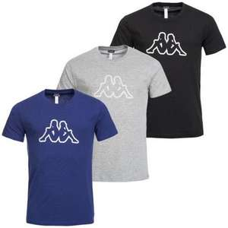 KAPPA Herren T-Shirt's - 9,99€ inkl. Versand