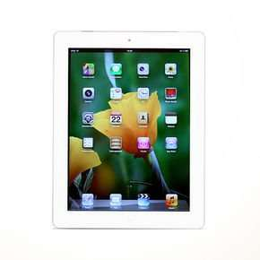 [@NBB] Apple iPad mit Retina Display 4.Generation 16GB Wi-Fi + Cellular - weiß