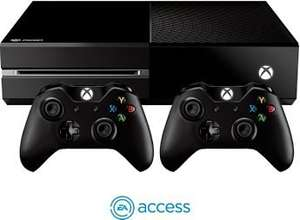 Xbox One, 2 Controller, 3 Monate EA Access für 329€ @ Neckermann