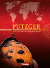 Putzger Atlas und Chronik zur Weltgeschichte (mit Register) für 10€ @Thalia.de