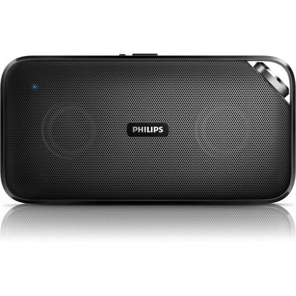 Philips BT3500 portabler Bluetooth-Lautsprecher (Bluetooth, NFC, 10 Watt) für 35€ @Saturn