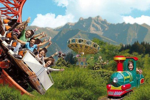 Eintrittskarten für den Skyline Park bei Travelbird