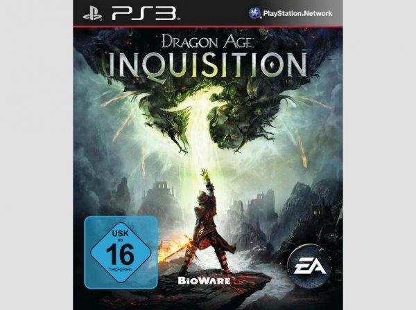 (MediaMarkt.de) Dragon Age; Inquisition für die PS3&Xbox 360(GameStop Eintauschliste) für 18€inkl. (Idealo: 28,50€)