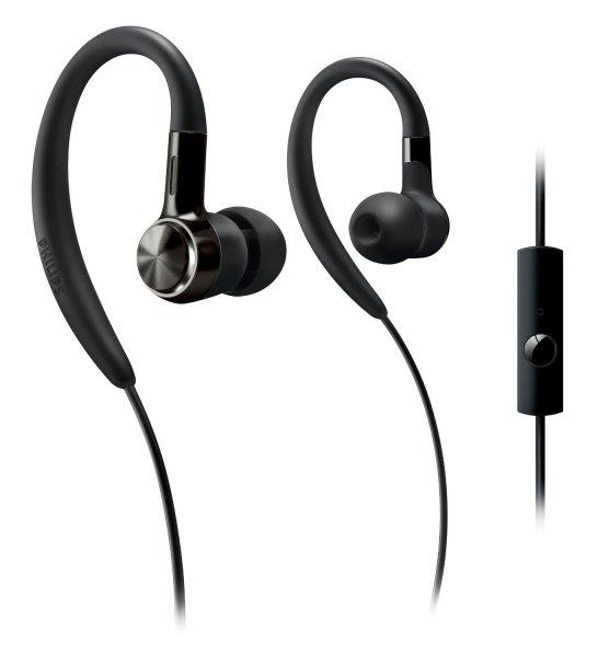[Saturn] PHILIPS SHS8105A/00 Sport In-Ear Kopfhörer mit Freisprechfunktion für 16,99€ versandkostenfrei