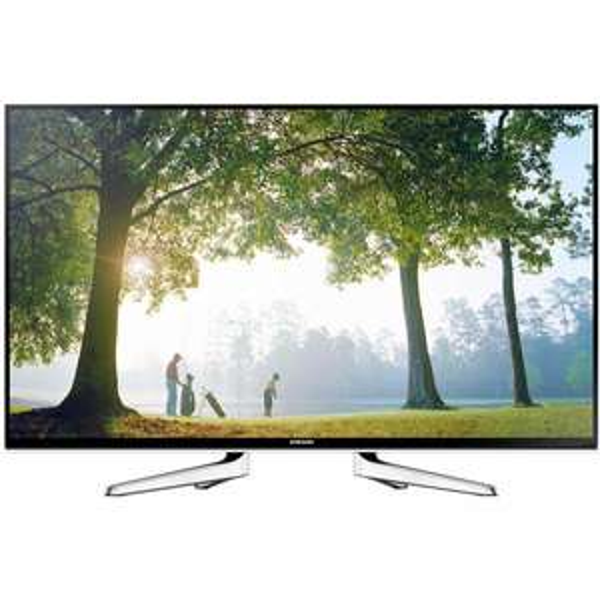 Samsung 3D LED Smart TV UE55H6690 55 Zoll 600 Hz Quadcore Full HD USB WLAN Tuner