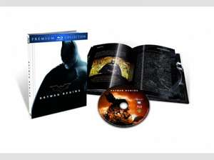 Batman Begins, 10.000 B.C. oder Beowulf (Premium Blu-ray Collection) für je 4,99€ inkl. Versand [Saturn]