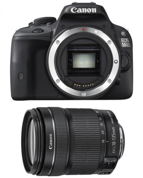 Canon EOS 100D Kit inkl. 18-135mm Zoomobjektiv und 8GB Speicherkarte@ebay/Notebooksbilliger