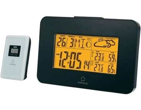Renkforce Funk-Wetterstation E0303H2TR, Reichweite max. 30 m für 14,99€ @ Allyouneed