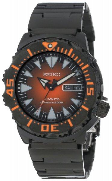 Seiko SRP311K1 Monster - Automatic Uhr - Schwarzes Gehäuse