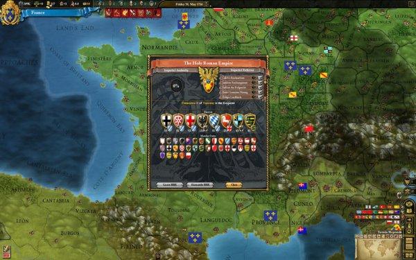 Mac: Europa Universalis III Chronicles 3.99 € statt 19.99 €