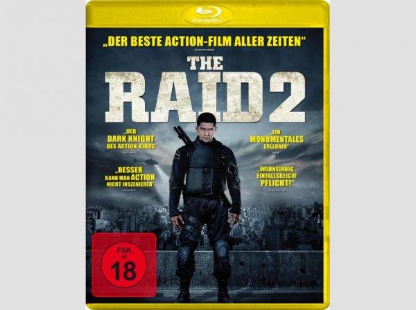 [Saturn] The Raid 2 Bluray für 7,99€ bei Abholung/Kauf in Filiale