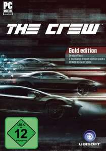 The Crew - Gold Edition als Download 26,95 € statt 49,95 € @ Gamesload