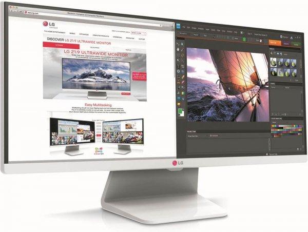 """[Comtech/Comdeal] LG UltraWide 29UM65-W 73,66cm (29"""") 21:9 LED Monitor EEK: B mit IPS-Panel, DVI, DisplayPort und HDMI für 222,-€ Versandkostenfrei"""