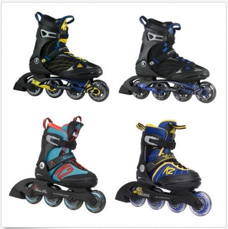 K2 Inliner Skates Inlineskates - 49,95€ inkl. VSK