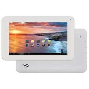 MP Man Android Tablet MPQC707, 7 Zoll Multitouch, Quad-Core 1,3 GHz, 512MB Ram, 8GB Flash, Android 4.4