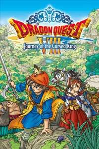 [IOS] Dragon Quest 8 - 35 % günstiger