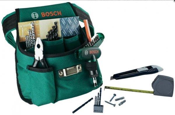 Bosch Gürteltasche mit 66tlg. Zubehörset für €14,99 inkl. VSK @voelkner