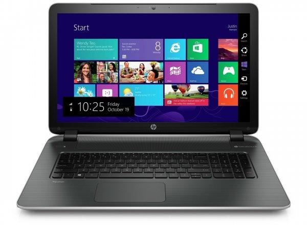 [HP Online] HP Pavilion 17-f224ng Notebook für 367,20 Euro