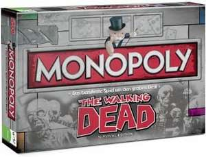 (Brettspiel) Monopoly The Walking Dead