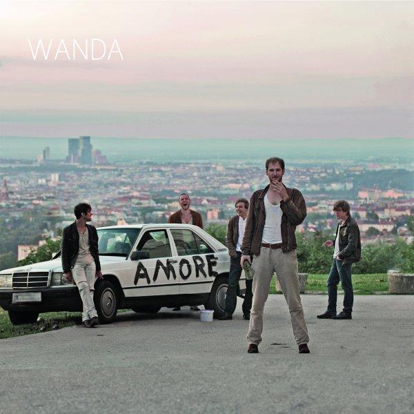 [Lokal Köln] CD: Wanda - Amore für 9,99 Euro