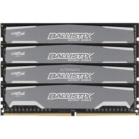 [Preisfehler] Crucial DIMM 16 GB DDR4-2400 Quad-Kit für 4,79€ zzgl. Versand