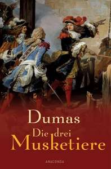 Die drei Musketiere von Alexandre Dumas als kostenlose Kindle-Ausgabe bei Amazon