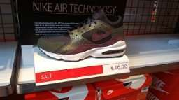 Nike Air Max 93 nur 46 Euro in Wolfsburg outlet