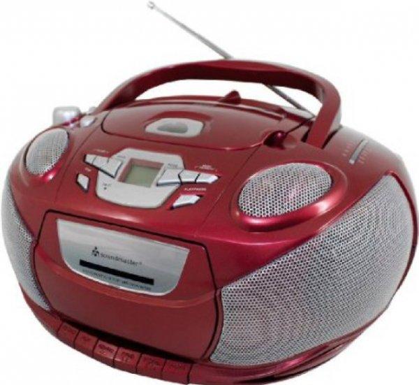 Soundmaster Radiorecorder zum ordentlichen Preis...
