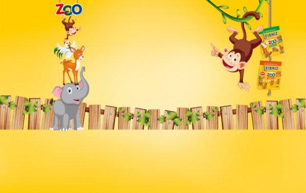 Gratis Zoo Ticket für Kinder - 3 Bahlsen oder Leibnitz Produkte kaufen