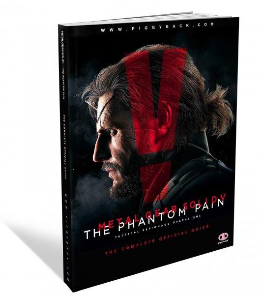 Metal Gear Solid 5 Lösungsbuch (Collectors edition)