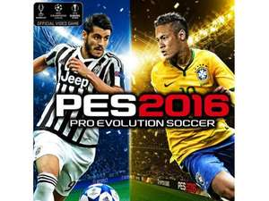 Pro Evolution Soccer 2016 (PES) (Playstation 4 / XBox One) für £31,75/45Euro @thegamecollection