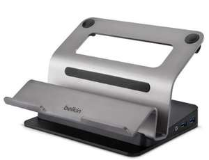 Ibood: Belkin Dual-Video Dockingstation für Notebooks (Typ: B2B044eaC00) 75,90