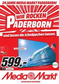 [Lokal Paderborn] Media Markt hat Geburtstag – Soundlink Mini II für 147 €, Sony KDL55W LED TV für 599 – viele Preise teils deutlich unter Idealo!