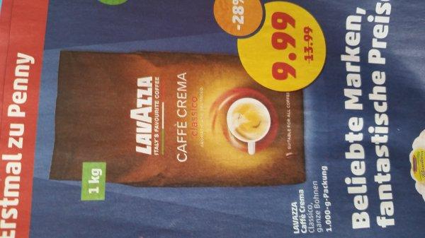 Penny Lavazza Cafe Crema Classico 9.99
