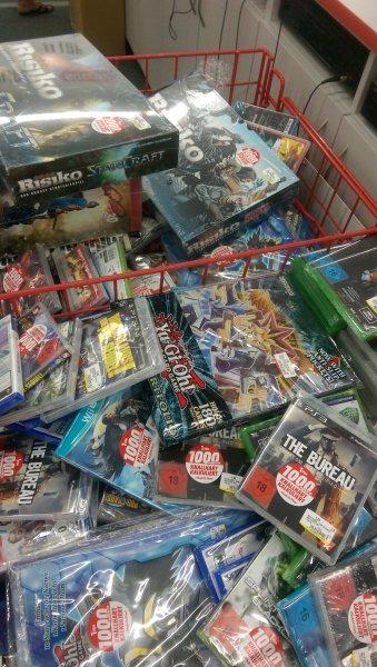 [LOKAL Media Markt Baden-Baden] PS3 Spiel u. DVD's ab 1€