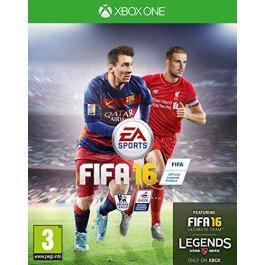 [cdkeys] Xbox One FIFA 16 - Key - 46,88€