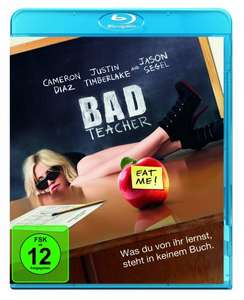 (Amazon WHD Prime) Bad Teacher/Hangover 2/HOP Blu-ray Zustand: Wie Neu