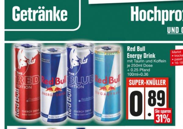 [münchen] Edeka Red Bull 89ct