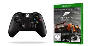 Xbox One Wireless Controller inkl. Forza Motorsport - Game of the Year Edition für 50,97 € > [amazon.de]