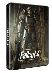 @Amazon: Fallout 4 Steelbook Edition (Amazon exklusiv) für PC/PS4/XOne für 60€ +5€ Strafversand