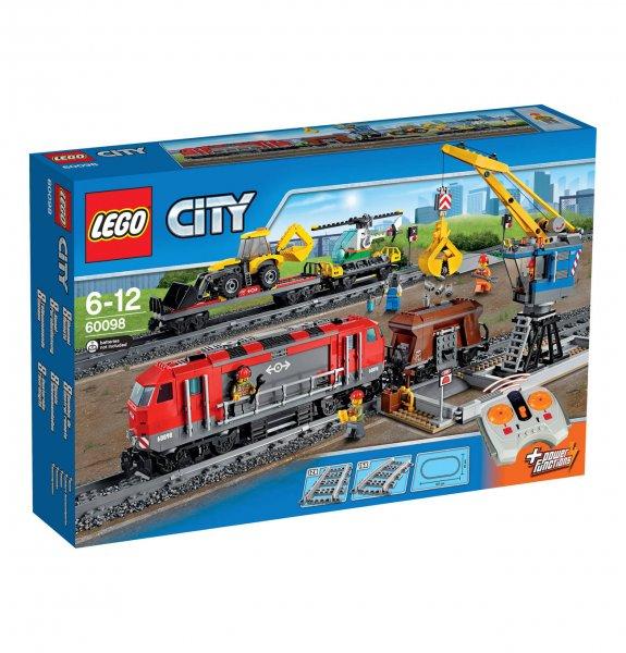 Lego City 10% Rabatt bei Galeria Kaufhof, z.B. Schwerlastzug (60098) + 10% Payback und somit für 129,59€ statt 159,99€