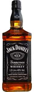 [METRO] Jack Daniels Tennessee Whiskey 1,0l Flasche