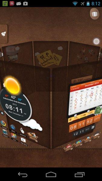 [Google Play] TSF Launcher 3D Shell 4.99€ statt ~13€
