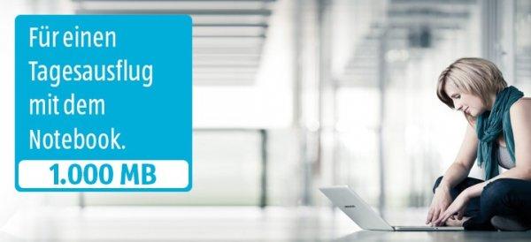 ALDI online offline - EPLUS - LTE - 1 GB - nur EUR 1,99 FÜR 24H - sorry che