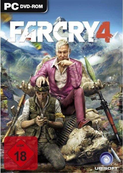 [Österreich MM Online] Far Cry 4 (Limited Edition) [PC] für 13€ inkl.Versandkosten + Mehr Online Angebote..